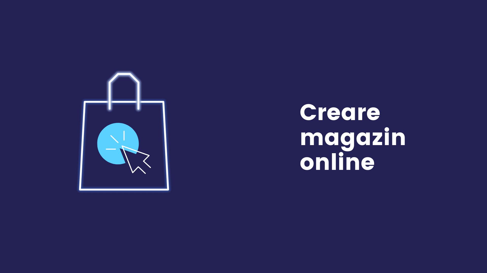 Creare magazin online, site de ecommerce cluj, platforme magazine online. Realizare magazin online profesional cu plata PayPal, MobilPay, posibilitatea comenzilor online, vanzari produse online. Platforma ecommerce pentru conversii.